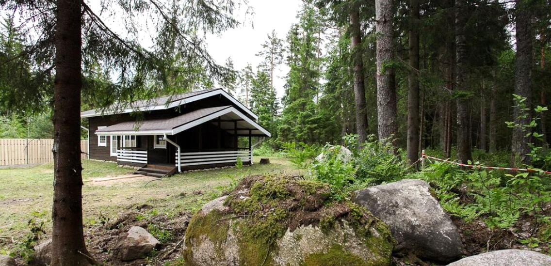 Строительство современных дачных домов в европейском стиле