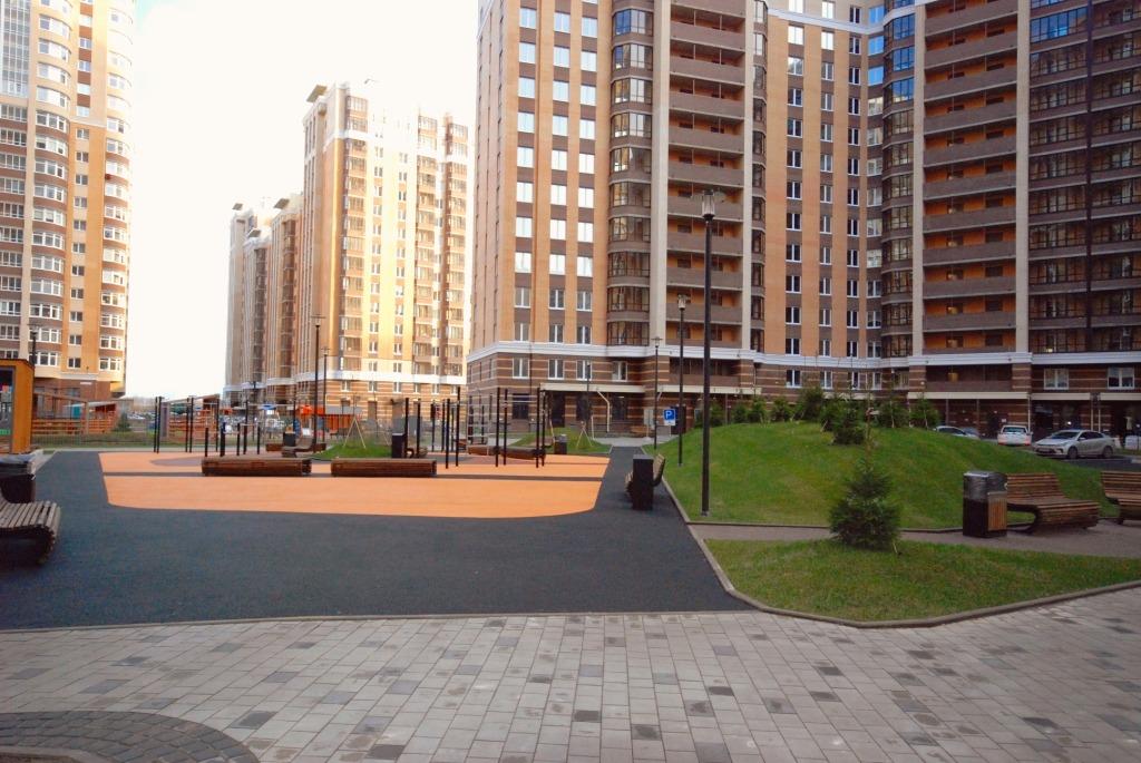 1-к квартира 40 м² переуступка на ул.Областная, 9к1