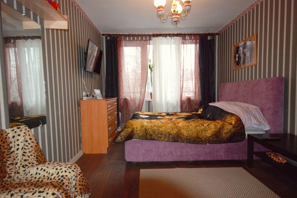 3-к квартира 65,6 м² на ул.Подвойского 28к1