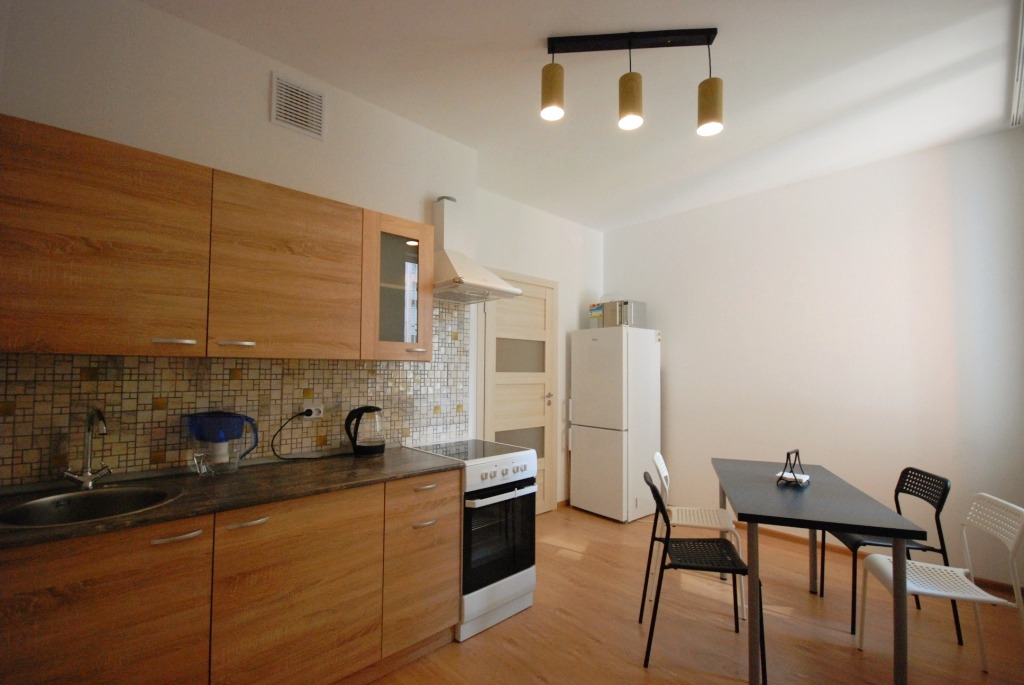 1-к квартира 38,6 м² в Кудрово на ул. Английская 1, ЖК