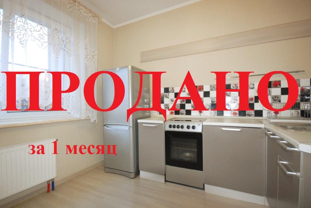 1-к квартира 36,5 м² в Кудрово, микрорайон Новый Оккервиль, ЖК