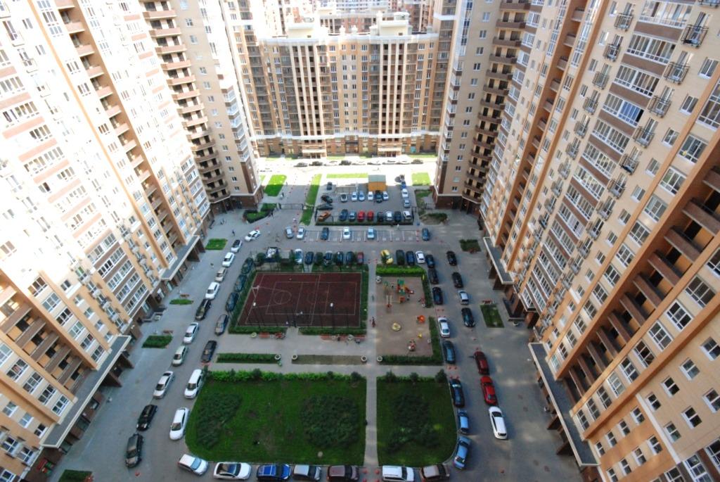 1-к квартира 40,5 м² на пр. Строителей 2
