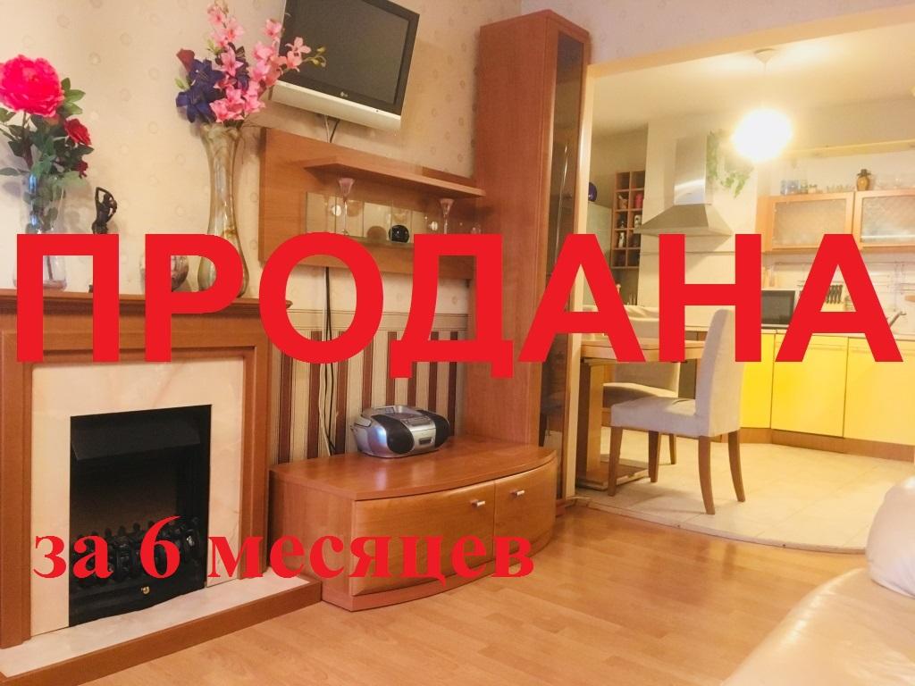 3-к квартира у м.Пионерская
